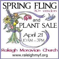 Spring Fling April 21st