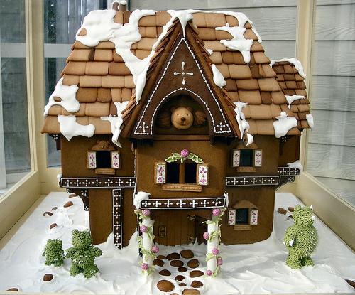 Gingerbread House Carolina Inn