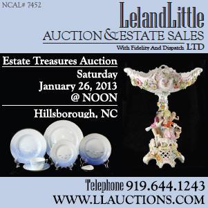 Leland Little Auction Jan 26 2013