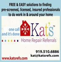 Kat's Home Repair Referrals