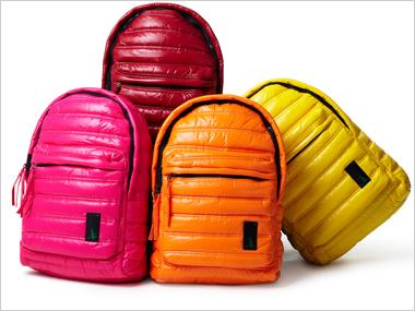 Puffy Backpacks