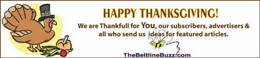 Happy Thanksgiving fr the Buzz
