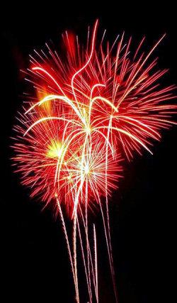 fireworks asheville