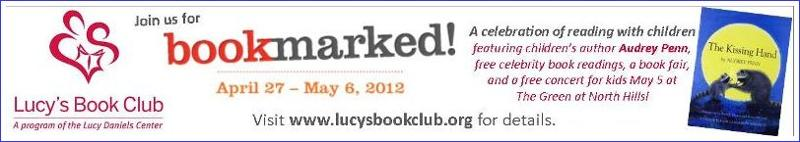 Lucy's Book Club Banner Ad