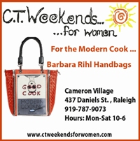 CT Weekends Barbara Rihl