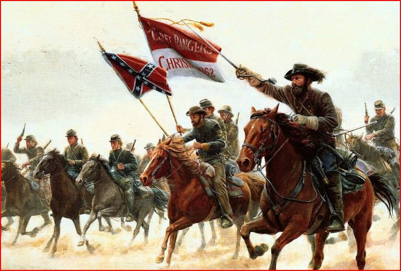 Kunstler Civil War Painting