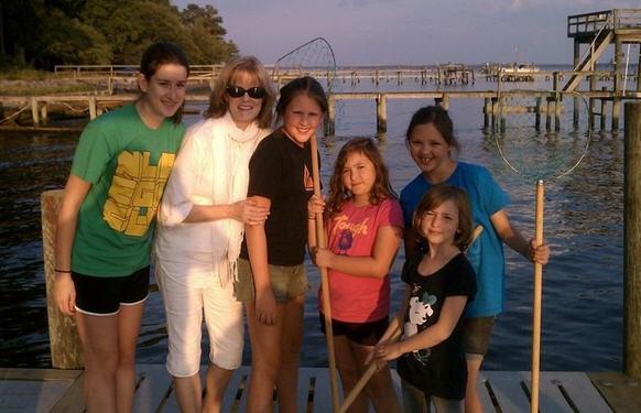 Go Fish Art Camp