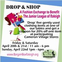 JLR Shop & Drop Apr 2012