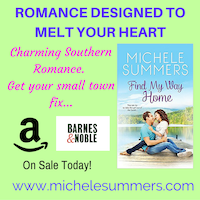 Romance Author Michele Summers