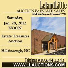 Leland Little Auction