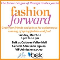 Junior League of Raleigh Fashion Forward