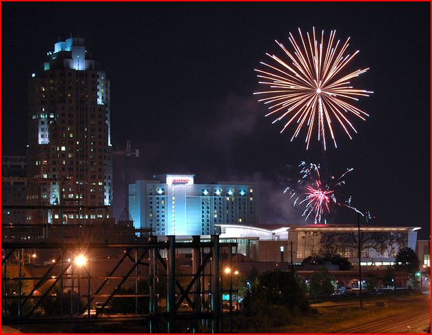 Raleigh Fireworks 2