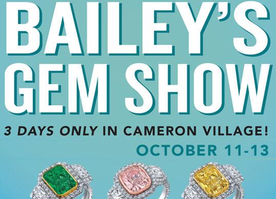 Bailey's Gem Show
