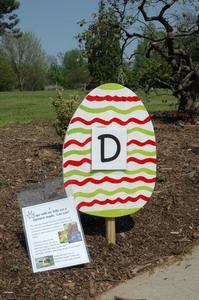 Arboretum Egg Hunt
