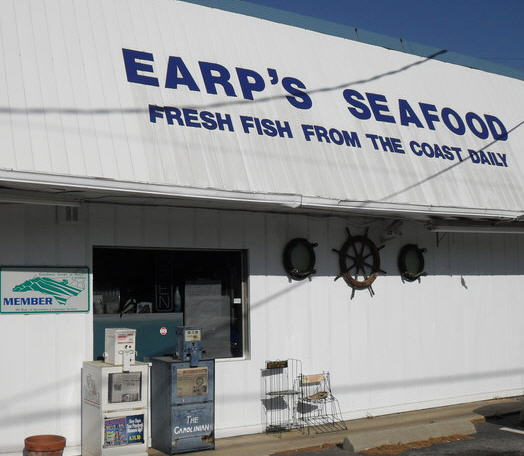 Earp's Seafood