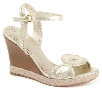 Claire Rope Wedge by Jack Rogers Charlotte's
