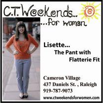 CT Weekends Spring 2013 Lisette