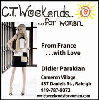 CT Weekends Spring 2013