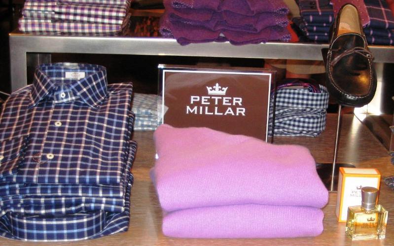 Kannon's Clothing - Peter Millar
