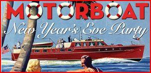 Motorboat NYE Party