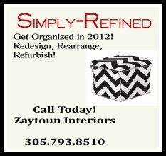 Simply Refined- Zaytoun Interiors