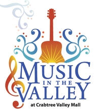 Music in the Valley at Crabtree Valley Mall
