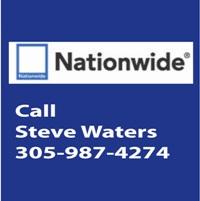 Nationwide Steve Waters