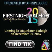 First Night Raleigh 2015