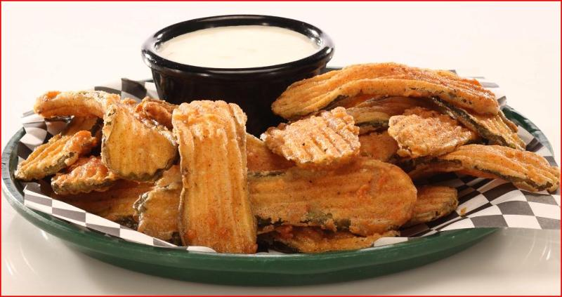 Bad Daddy's Burger Bar - Fried Pickles