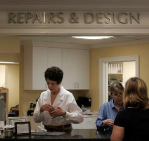 Bailey's repair counter