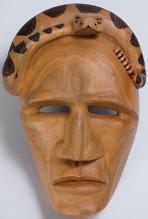 Cherokee Carvers Mask
