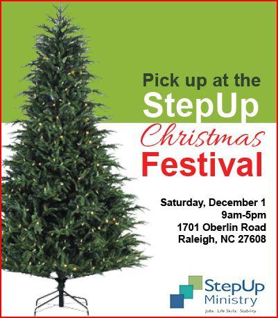 StepUp Christmas Festival
