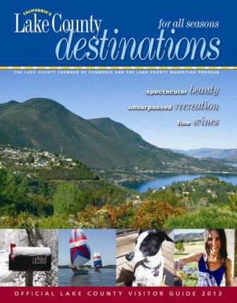 Destinations 2013 Cover