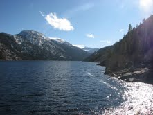 Homestake Reservoir