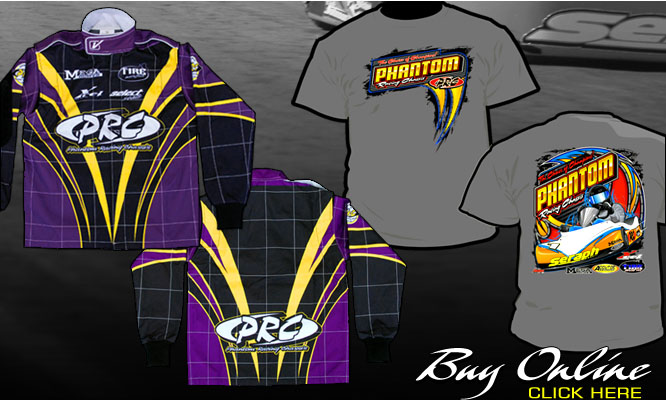 Racing Jackets & Summer Apparel Now at PRC!