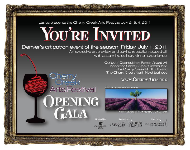 2011 GALA INVITE