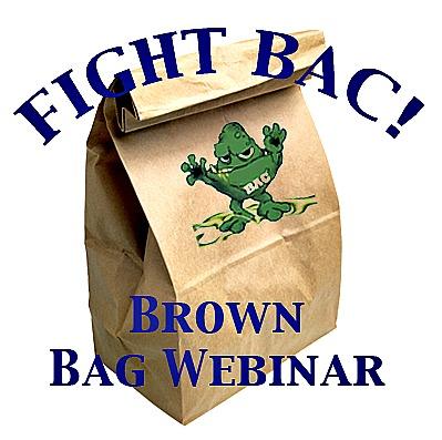 Fight bac brown bag webinar logo