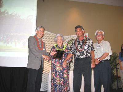 County of Maui Hui Aloha Playground Award of Excellence