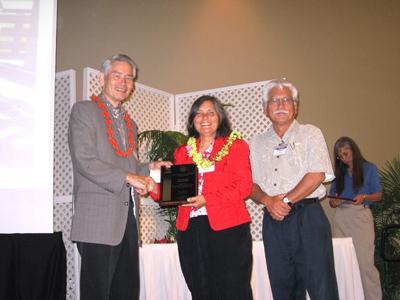 tessmer Kealia Pond Award of Merit