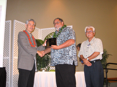 DLNR Wailua River State Park Award of Merit
