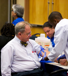 Caregiver Expo 2015 - blood pressure