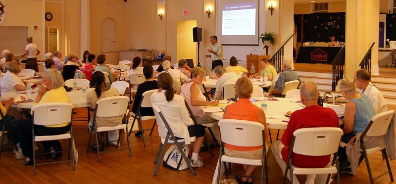 Caregiver workshop