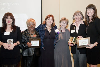 'A Night With The Stars' award recipients