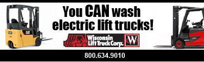 Wisconsin Lift Truck Bulletin Banner