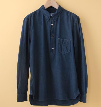118a3f62 Levi's Vintage '1920's One Pocket Sunset Shirt'