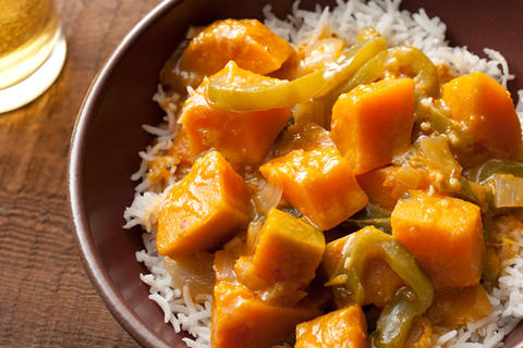 A great way to use your kabocha squash