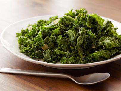 Bobby Flay_s Sauteed Kale