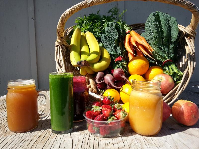 Laguna Farm Juice Box