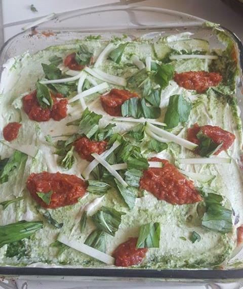 Jennifer_s Raw Lasagna