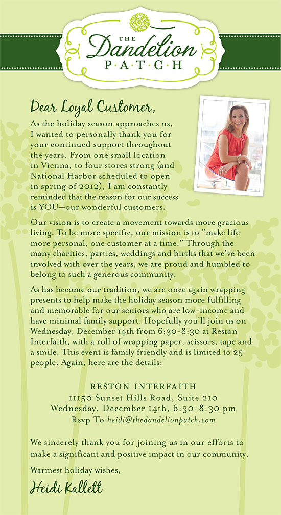 Come volunteer with us at Reston Interfaith on Wednesday, December 14th from 6:30-8:30 pm!